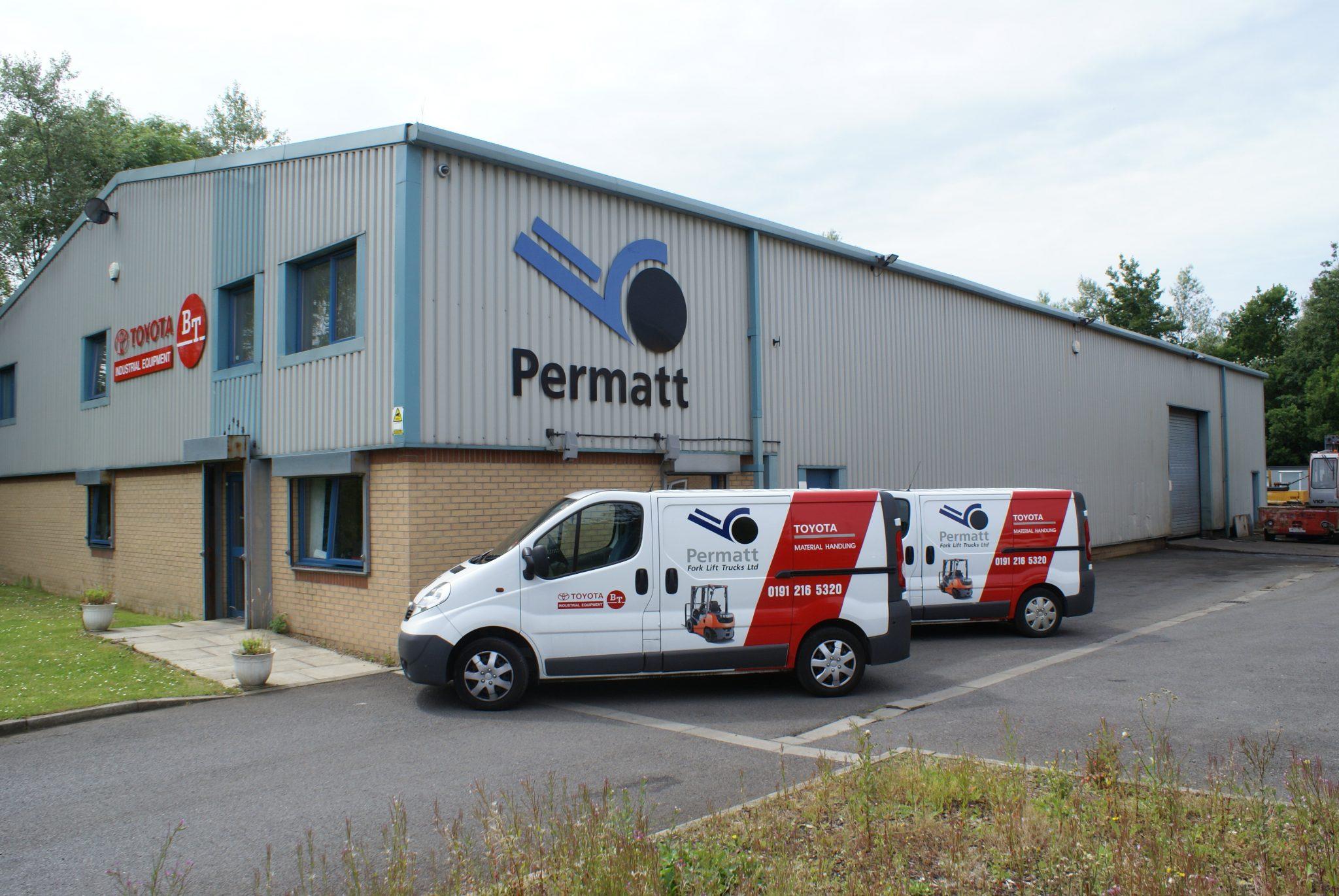 Permatt warehouse