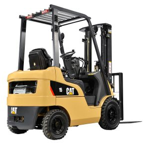 CAT All Terrain Forklift