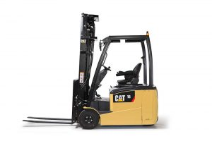 CAT Counterbalance forklift
