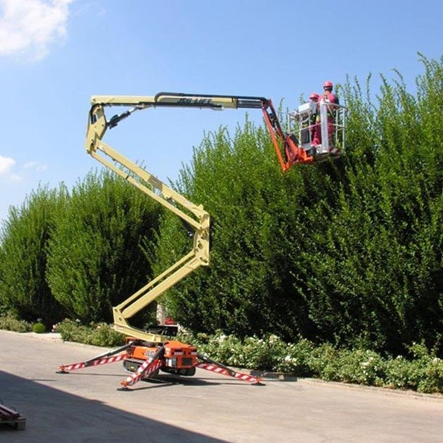JLG ELECTRIC & HYBRID BOOM LIFTS
