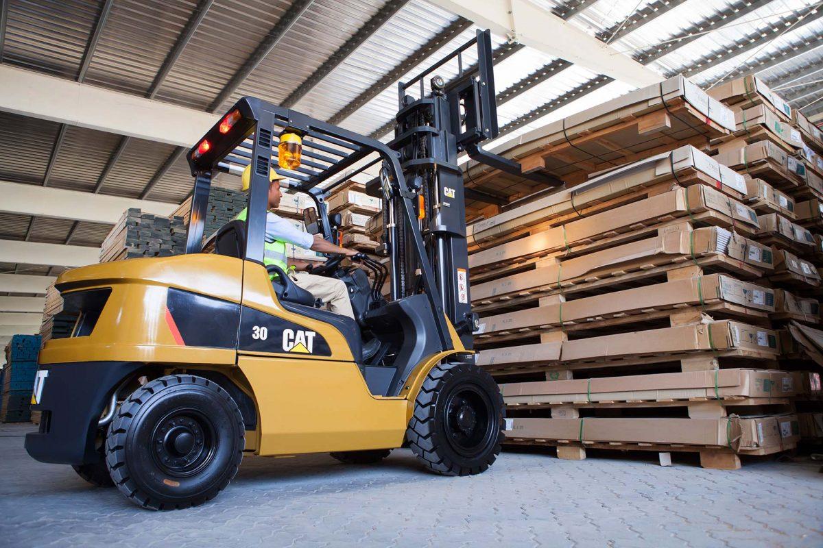Operating A Forklift Safely