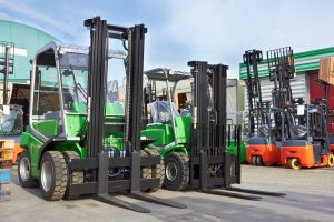 Electric Forklift Trucks